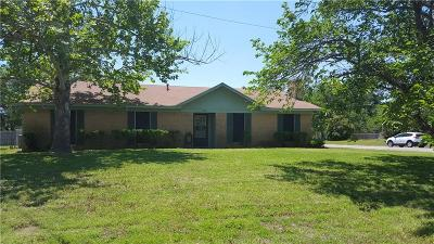 Sulphur Springs TX Single Family Home Active Contingent: $134,900