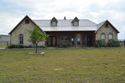 Waxahachie Single Family Home Active Option Contract: 3914 Greathouse Road