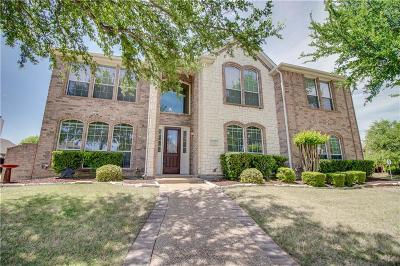 Southlake Single Family Home Active Option Contract: 500 Michener Court