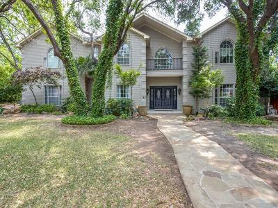 Fort Worth Single Family Home Active Option Contract: 6951 Tamarack Road