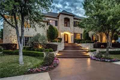 Frisco Single Family Home For Sale: 5300 Spanish Oaks