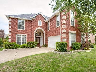 Single Family Home For Sale: 9901 Township Lane