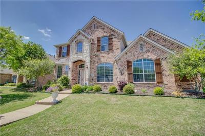 Murphy Single Family Home For Sale: 417 Post Oak Trail