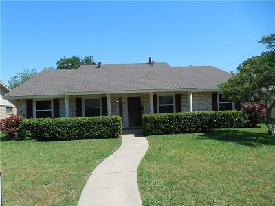 Single Family Home For Sale: 3121 Lockmoor Lane