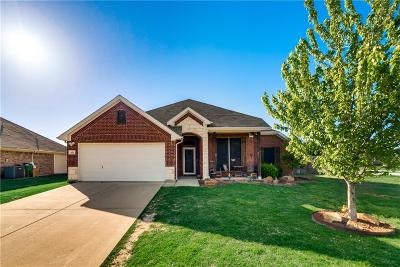 Crandall, Combine Single Family Home For Sale: 100 Fieldview Drive