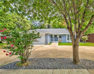 Dallas Single Family Home For Sale: 2141 Province Lane