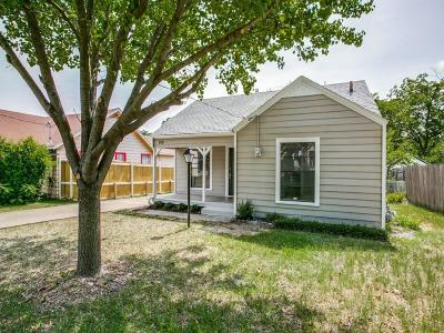 Single Family Home For Sale: 910 McLean Avenue