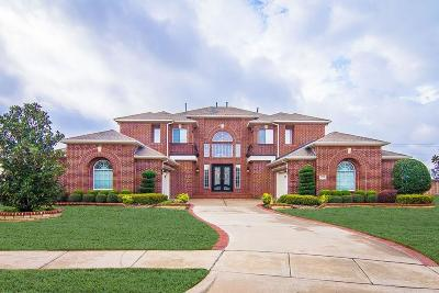 Allen Single Family Home Active Option Contract: 1001 Avalon Court