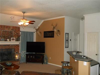 Burleson Single Family Home Active Option Contract: 760 Bryan Drive