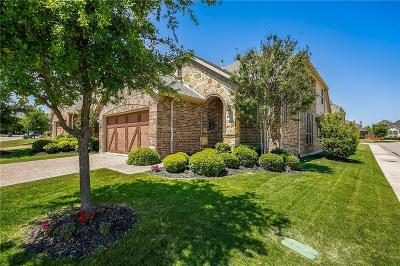 Lewisville Single Family Home Active Option Contract: 317 Sir Brine Drive