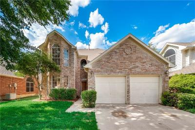 Dallas, Fort Worth Single Family Home For Sale: 4713 N Cascades Street N