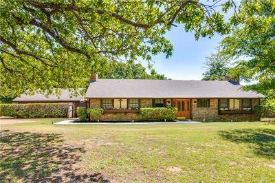 Grapevine Single Family Home For Sale: 2333 Dove Road
