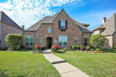 Allen Single Family Home For Sale: 887 Starcreek Parkway