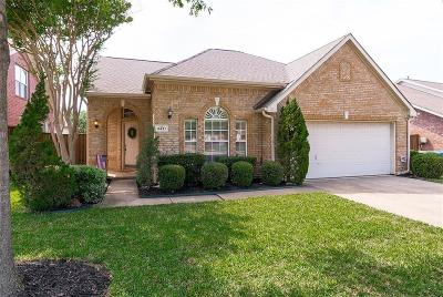 Flower Mound Single Family Home Active Option Contract: 6421 Blossom Trail