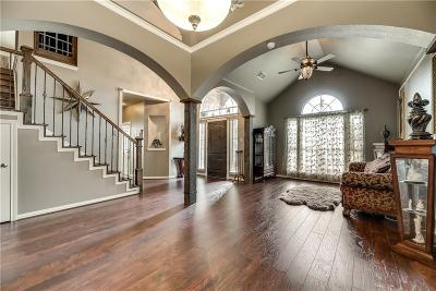 Mansfield Single Family Home For Sale: 1407 Monte Carlo Drive