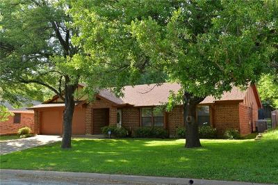 North Richland Hills Single Family Home For Sale: 6757 Fair Meadows Drive