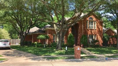 Mesquite Single Family Home For Sale: 829 Parkhaven Drive