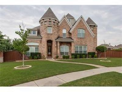 Carrollton Single Family Home Active Option Contract: 1528 Van Winkle Drive