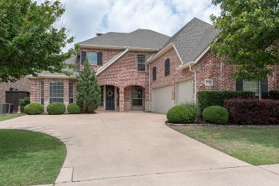 Frisco Single Family Home For Sale: 15702 Crown Cove Lane