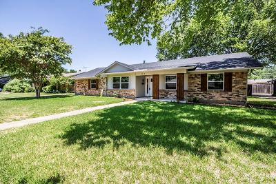Single Family Home For Sale: 3319 Whitehall Drive