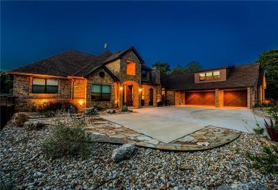 Hudson Oaks Single Family Home For Sale: 5693 E Bankhead Highway