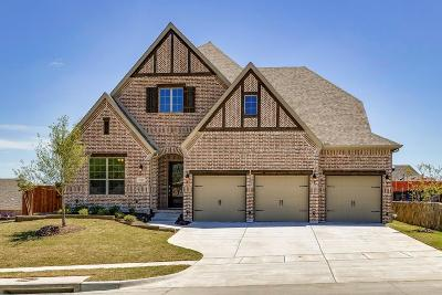 McKinney Single Family Home Active Contingent: 2501 Cross Oak