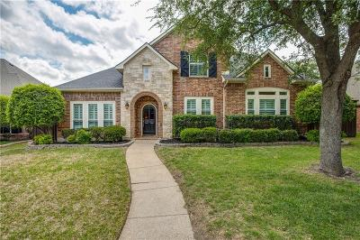 Plano Single Family Home Active Option Contract: 2112 Cliffside Drive