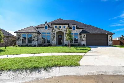 Waxahachie Single Family Home For Sale: 108 Peyton Place