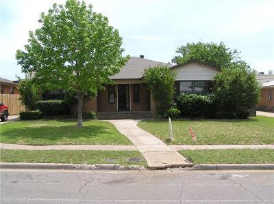 Dallas Multi Family Home For Sale: 11104 Wyatt Street