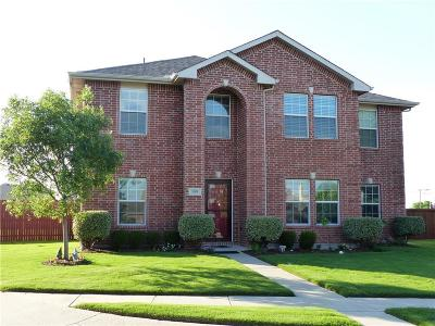 Allen TX Single Family Home For Sale: $387,500