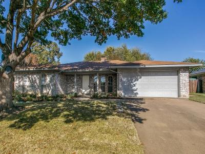 Benbrook Single Family Home Active Option Contract: 136 Amory Drive