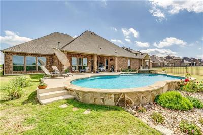 Rockwall Single Family Home For Sale: 701 Calm Crest Drive