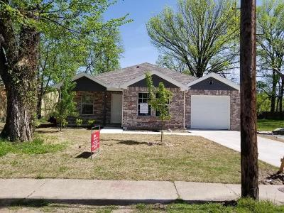 Dallas Single Family Home For Sale: 2631 Southland Street