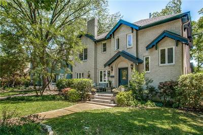 University Park Single Family Home Active Kick Out: 3509 Stanford Avenue
