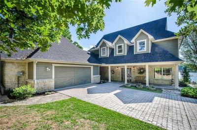 Buffalo, Fairfield, Kirvin, Oakwood, Streetman Single Family Home Active Option Contract: 280 Pelican Point