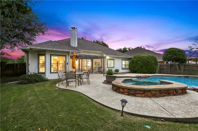Irving Single Family Home Active Option Contract: 10113 Green Court