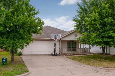 Waxahachie Single Family Home Active Option Contract: 1584 Sandhurst Drive