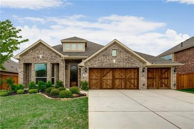 Grand Prairie Single Family Home Active Option Contract: 2828 Terrosa Road
