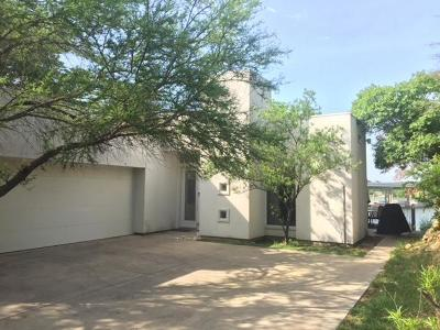 Fort Worth Single Family Home For Sale: 8432 Blue Heron Court