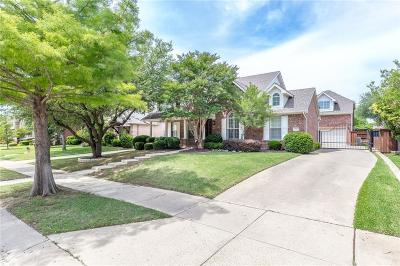 Lewisville Single Family Home For Sale: 2513 Sir Tristram Lane
