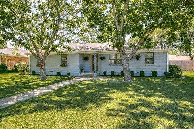 Dallas Single Family Home For Sale: 5822 Hillcroft Street