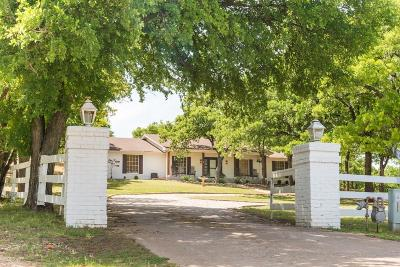 Keller Single Family Home For Sale: 1275 Oak Hill Road