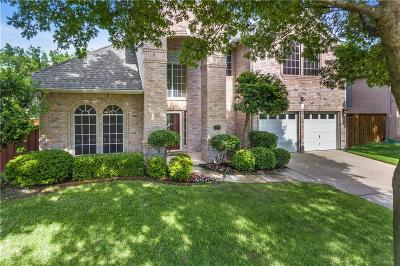 Frisco Single Family Home Active Option Contract: 5604 Roanoke Drive