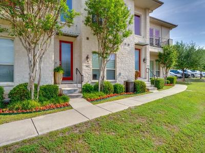 Dallas Townhouse For Sale: 7333 Valley View Lane #306