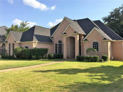Colleyville Single Family Home For Sale: 4706 Mill Crossing W