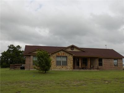 Springtown Single Family Home Active Contingent: 109 Kersh Lane