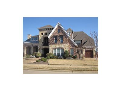 Midlothian Single Family Home For Sale: 2625 Tall Meadows Drive