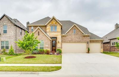 Melissa Single Family Home For Sale: 3419 Hawthorn Lane