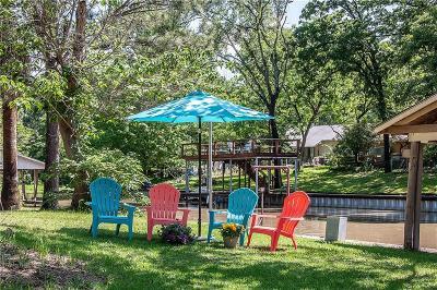 Gun Barrel City Single Family Home For Sale: 163 Big Chief Drive