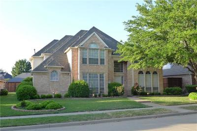 Coppell Single Family Home For Sale: 944 Pintail Court